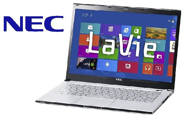 NECパソコン買取